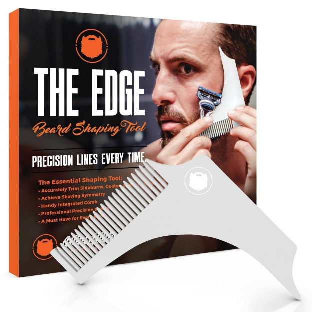 How To Use A Beard Shaping Tool Like A Pro