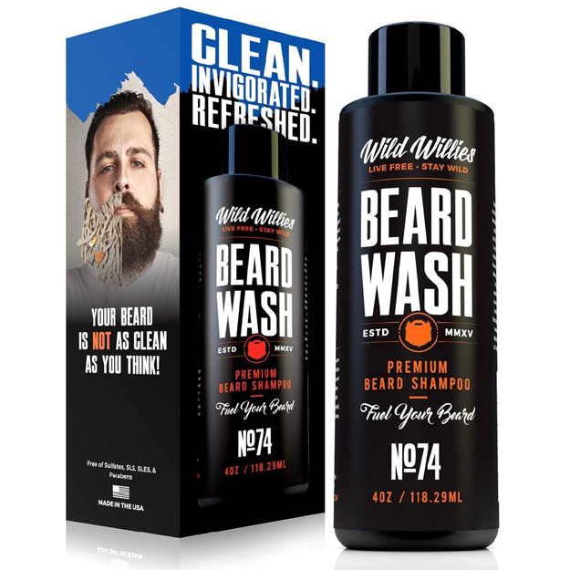 What Is The Best Beard Shampoo? | Why Beard Shampoo Is A MUST