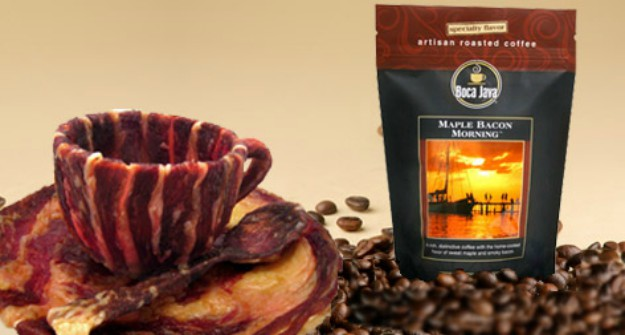 Bacon Coffee | Best Gifts for Bearded Men Who Have Everything