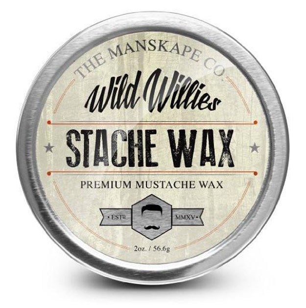 Mustache Wax | The Best Essential Beard Care Kit For Beard Noobs