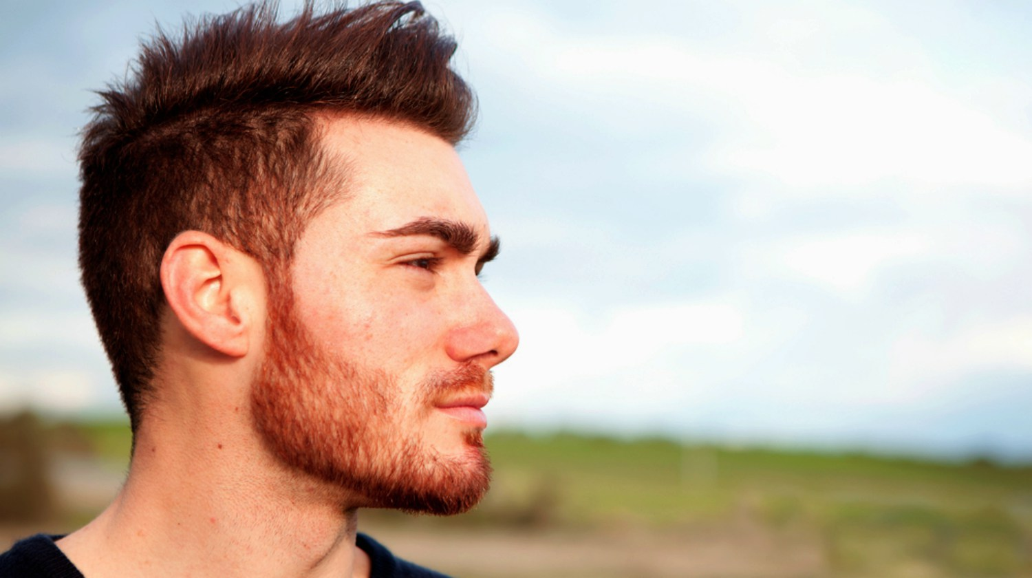 Choose The Perfect Short Beard Styles According To Your Face Shape
